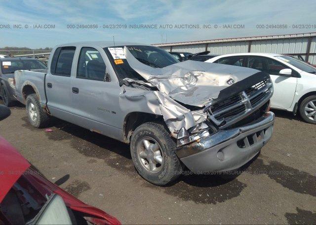 Inventory #323612414 2000 Dodge DAKOTA