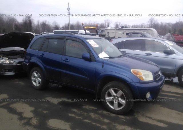 Inventory #723235876 2005 Toyota RAV4