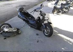 2007 SCOOTER 150CC