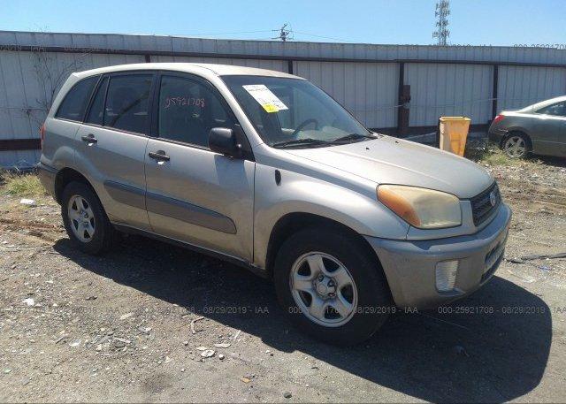 Inventory #538087938 2003 Toyota RAV4