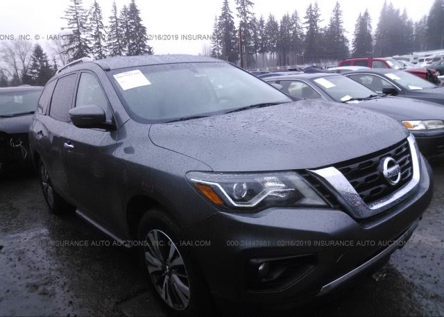 Inventory #889941431 2017 Nissan PATHFINDER