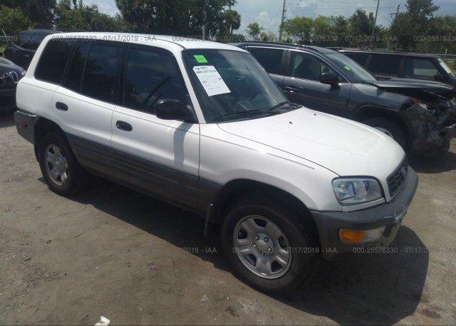 Inventory #763387301 2000 Toyota RAV4