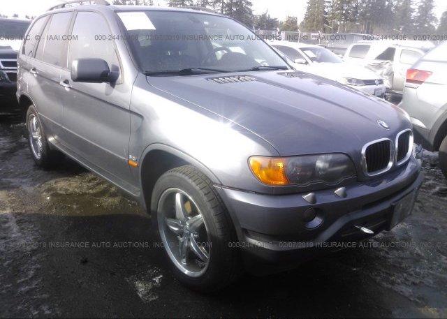 Inventory #673613912 2003 BMW X5