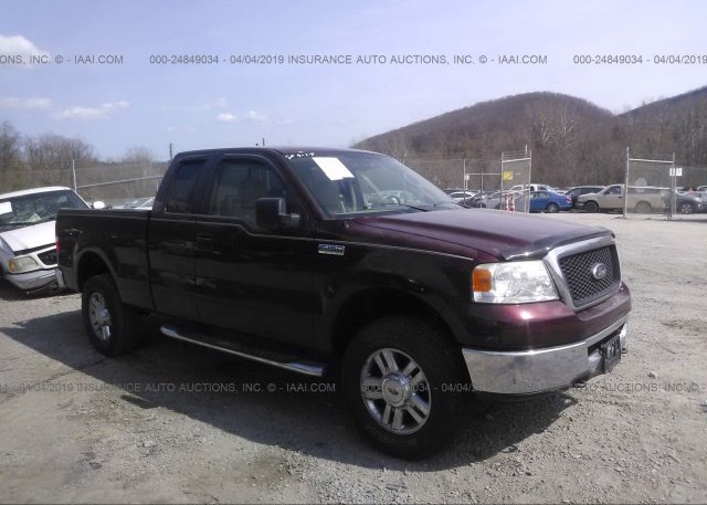 Inventory #326122262 2006 FORD F150