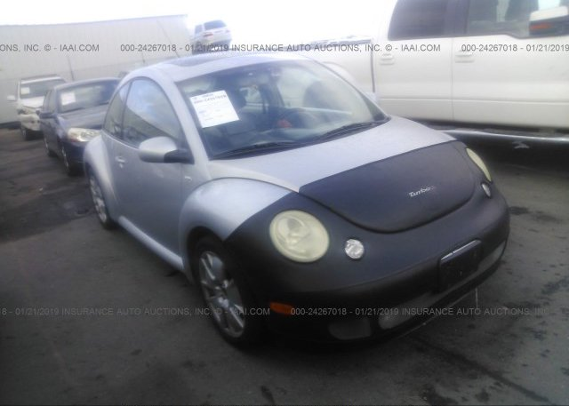 Inventory #281200336 2003 Volkswagen NEW BEETLE