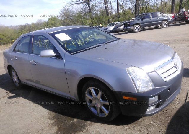 Inventory #944007725 2005 Cadillac STS
