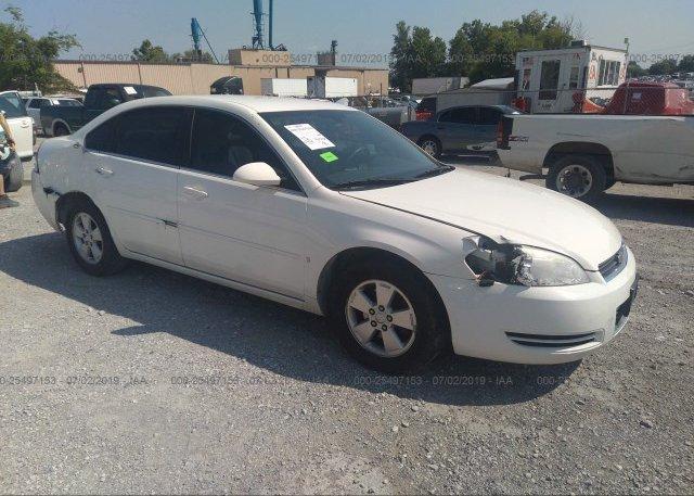 Inventory #514628000 2006 Chevrolet IMPALA
