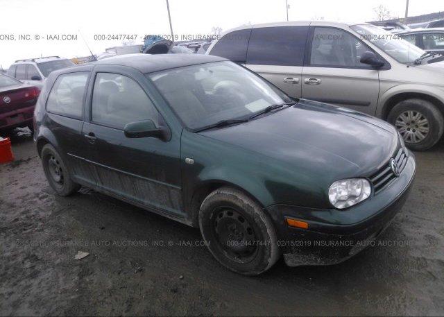Inventory #933889505 2000 Volkswagen GOLF