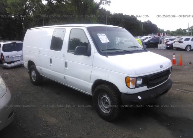 Inventory #450686257 2002 FORD ECONOLINE