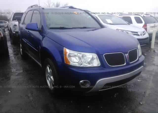 Inventory #258671107 2006 Pontiac TORRENT