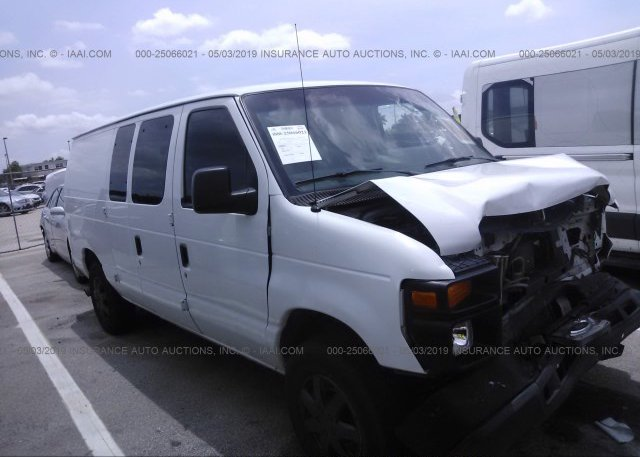 Inventory #741007571 2012 FORD ECONOLINE
