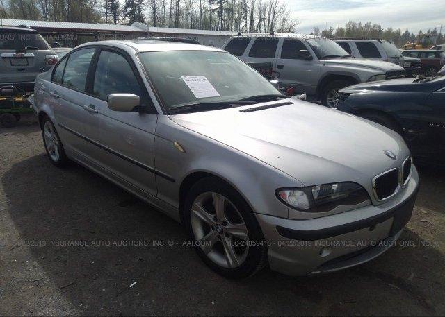 Inventory #693115414 2002 BMW 325
