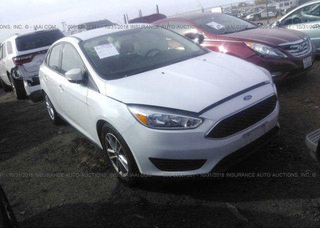 Inventory #391033556 2015 FORD FOCUS
