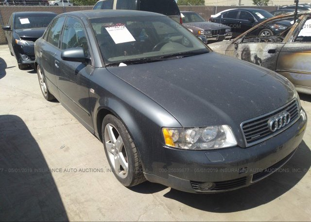 Inventory #915801786 2002 AUDI A4