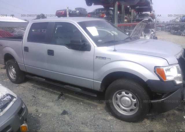 Inventory #185755288 2013 FORD F150