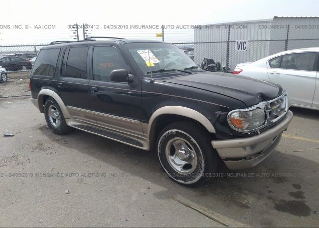 Inventory #676018819 1997 FORD EXPLORER