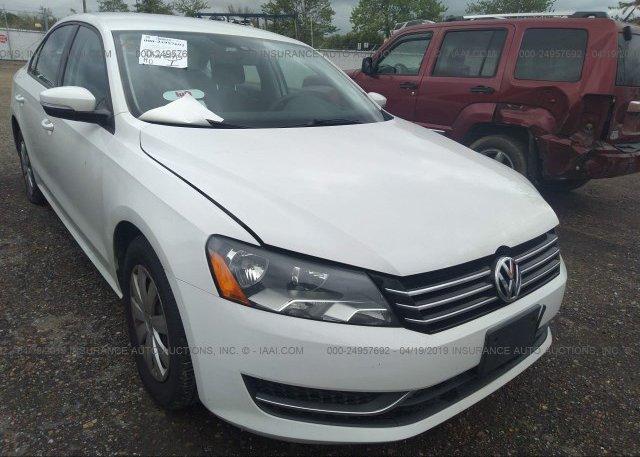 Inventory #127577789 2013 Volkswagen PASSAT