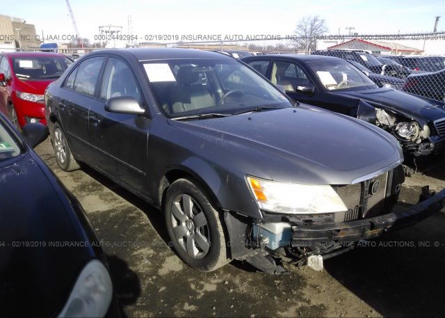 Inventory #293272877 2009 Hyundai SONATA