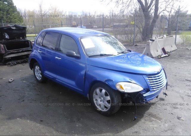 Inventory #753330013 2005 Chrysler PT CRUISER