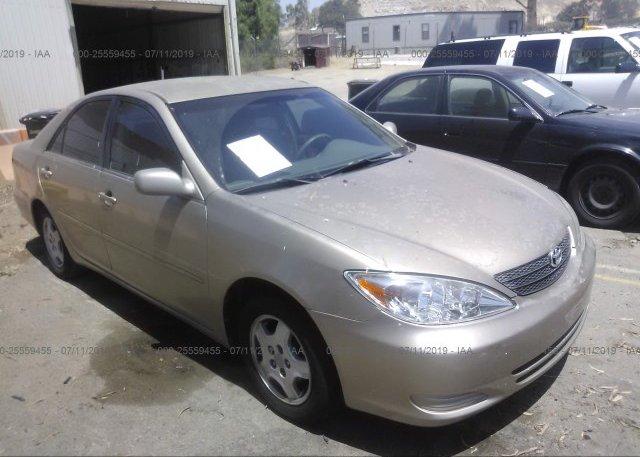 Inventory #946540721 2002 Toyota CAMRY