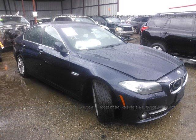 Inventory #957297220 2015 BMW 528