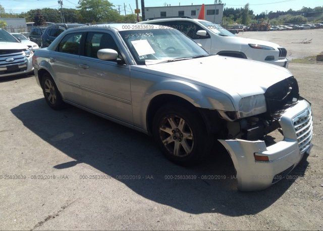 Inventory #867682844 2007 Chrysler 300