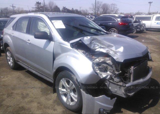 Inventory #905670137 2011 Chevrolet EQUINOX