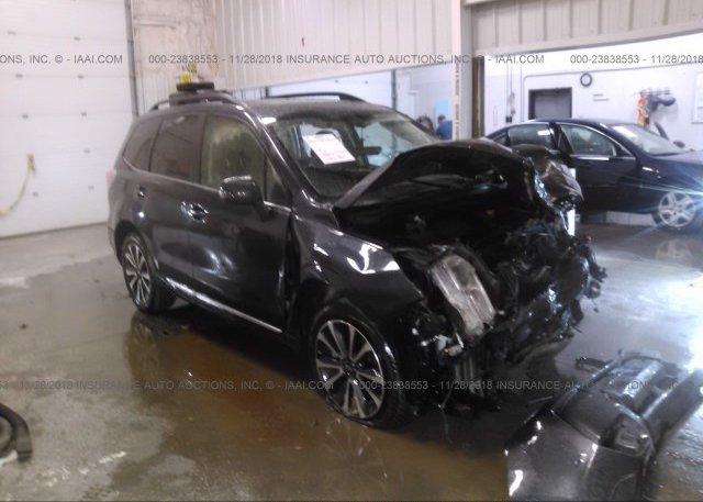 Inventory #337565789 2018 Subaru Forester
