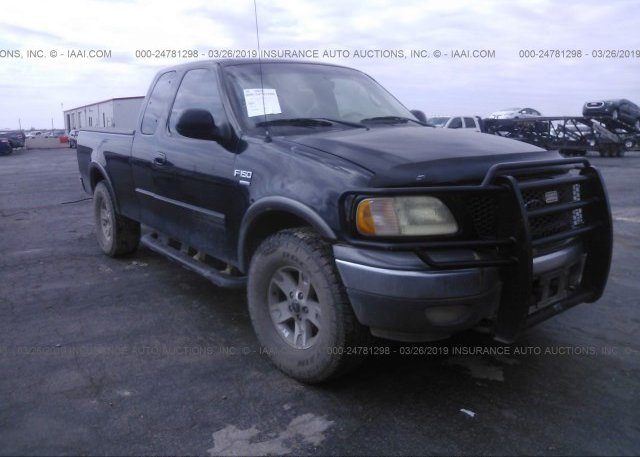 Inventory #630814013 2002 FORD F150