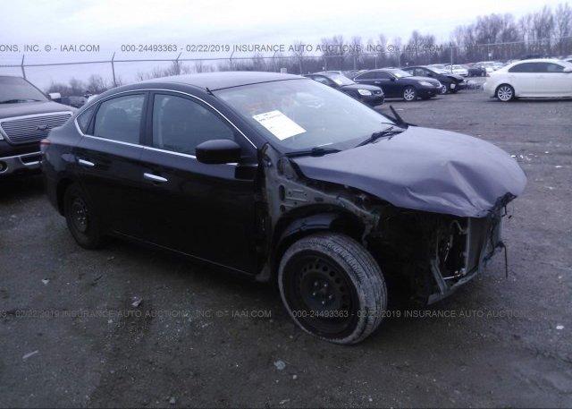 Inventory #467121560 2014 Nissan SENTRA