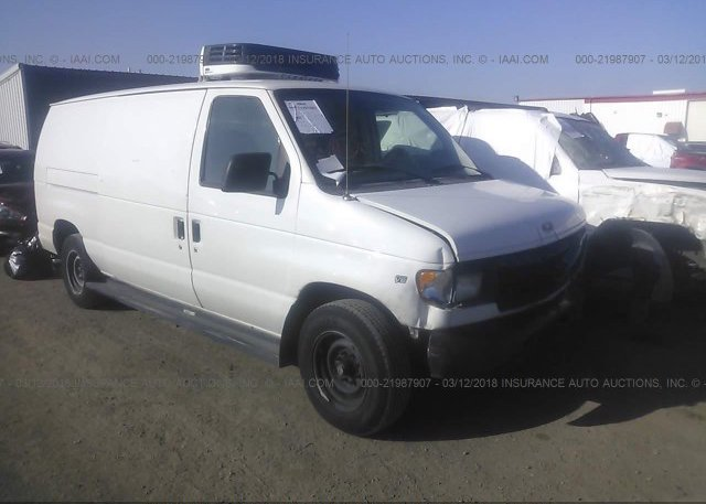 Inventory #751482455 1999 FORD Econoline