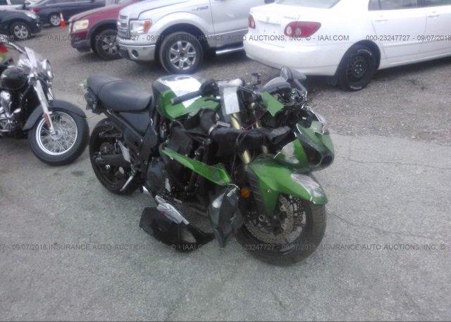 Inventory #433614254 2009 Kawasaki ZX1400