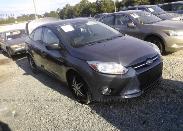 Inventory #198681692 2012 FORD FOCUS