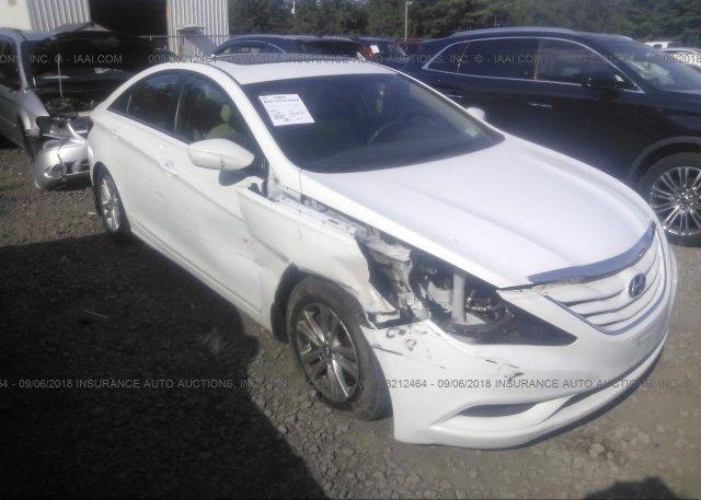 Inventory #526466157 2012 Hyundai SONATA