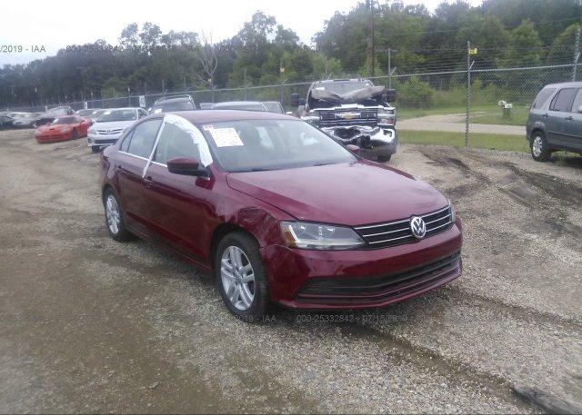 Inventory #160630459 2017 Volkswagen JETTA
