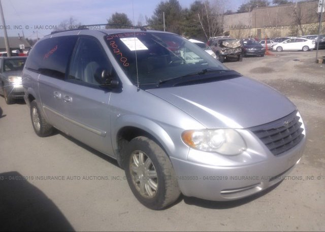 Inventory #288428415 2006 Chrysler TOWN & COUNTRY