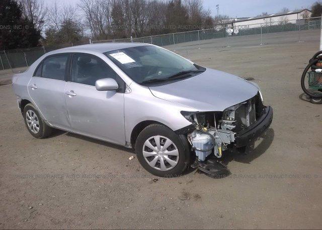 Inventory #177045158 2011 Toyota COROLLA