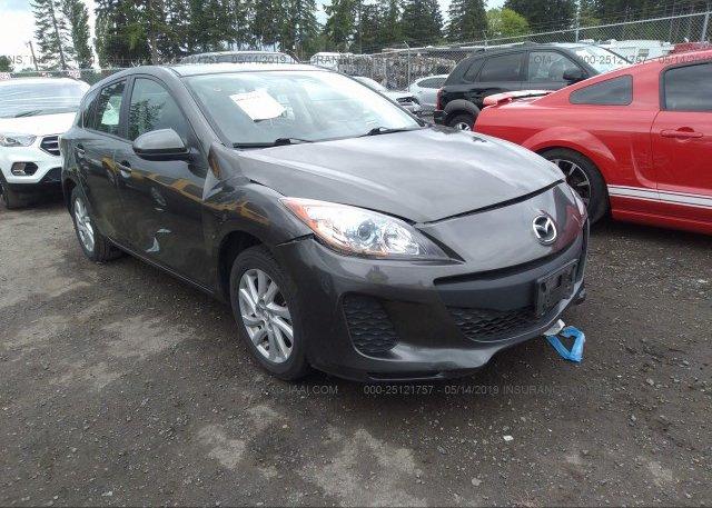 Inventory #875900182 2012 Mazda 3