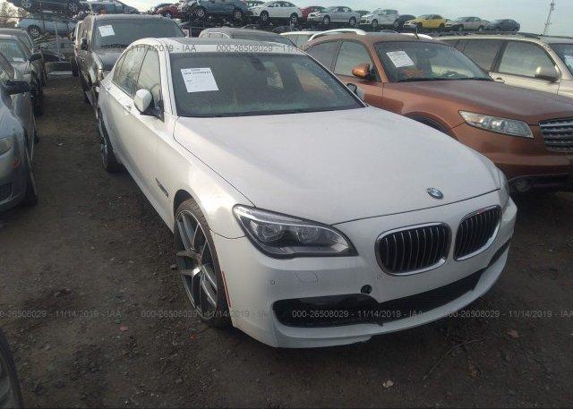 Inventory #607013123 2013 BMW 750