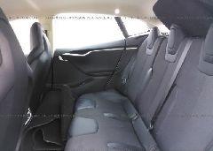 2014 Tesla MODEL S - 5YJSA1H19EFP52944 front view