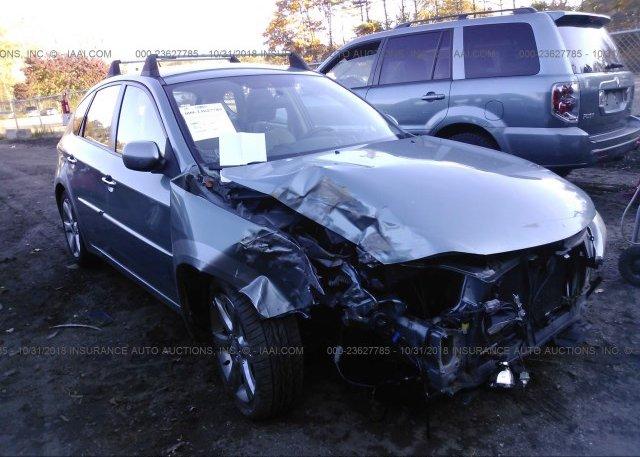 Inventory #779502783 2009 Subaru IMPREZA