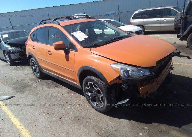 Inventory #888800787 2014 Subaru XV CROSSTREK