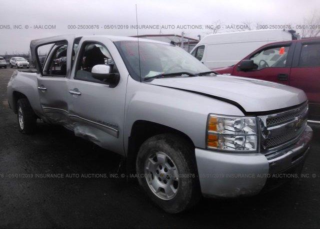 Inventory #484891918 2010 Chevrolet SILVERADO