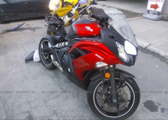 Inventory #847128251 2014 Kawasaki EX650