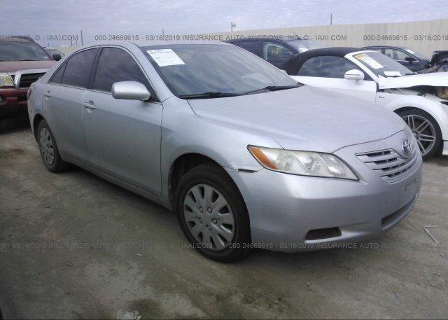 Inventory #727093326 2007 Toyota CAMRY NEW GENERAT