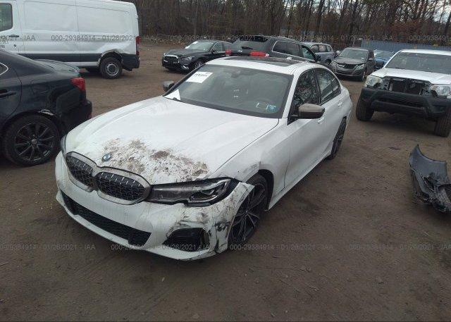 из сша 2020 BMW 3 SERIES WBA5U9C07LFJ82868