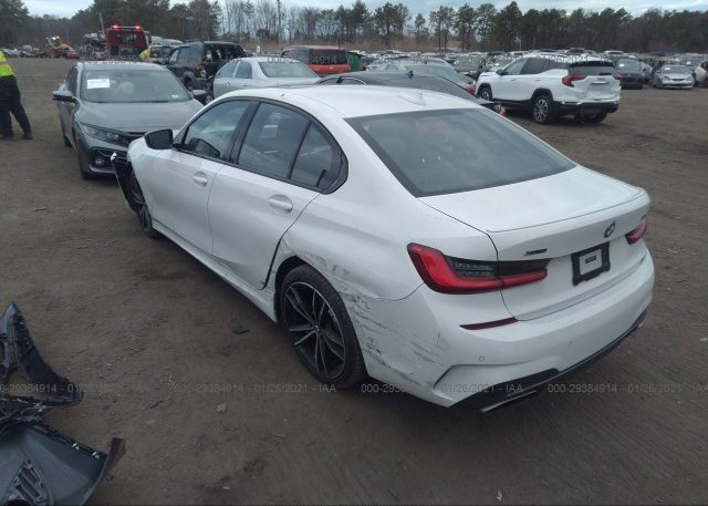купить 2020 BMW 3 SERIES WBA5U9C07LFJ82868