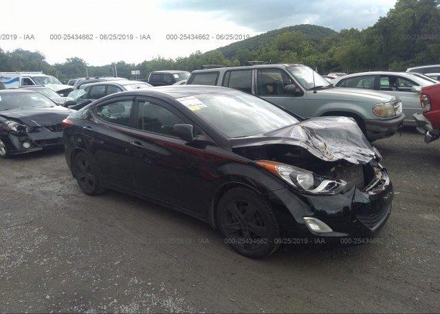 Inventory #566232227 2012 Hyundai ELANTRA