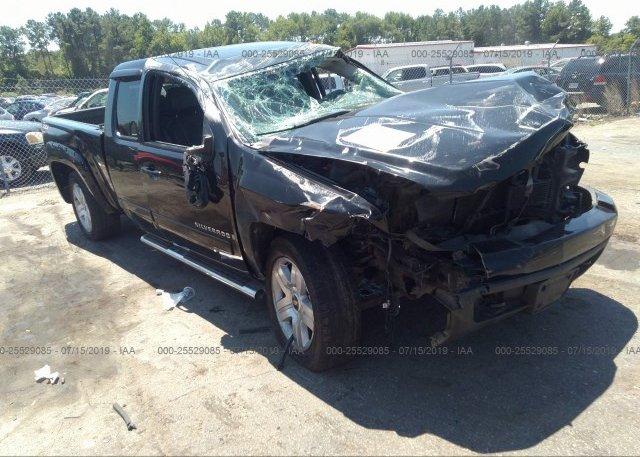 Inventory #971225434 2007 Chevrolet SILVERADO