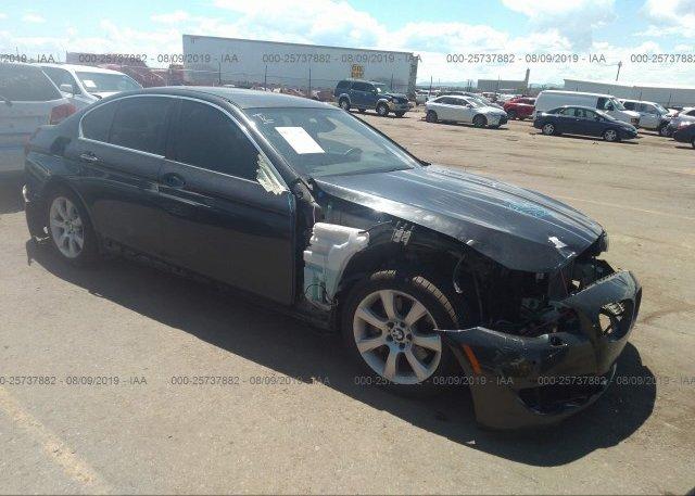 Inventory #998628175 2012 BMW 550